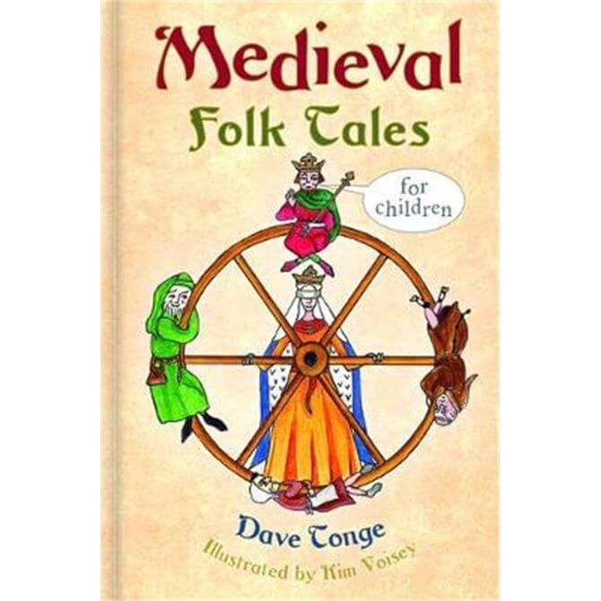 Medieval Folk Tales for Children (Hardback) - Dave Tonge