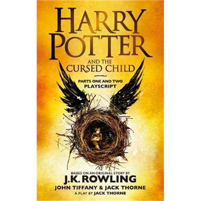 Harry Potter and the Cursed Child - Parts One and Two (Paperback) - J.K. Rowling