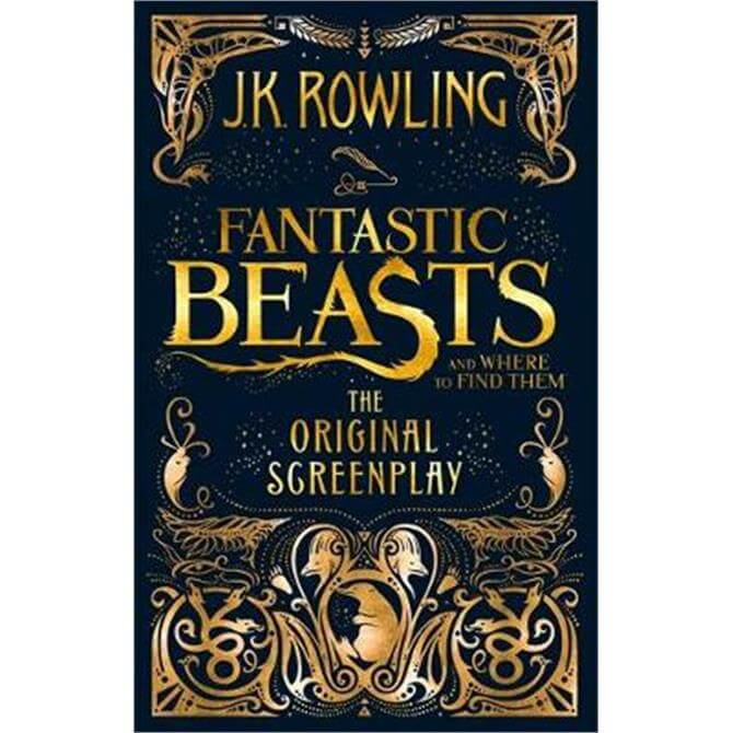 Fantastic Beasts and Where to Find Them (Paperback) - J.K. Rowling