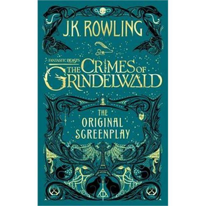 Fantastic Beasts (Paperback) - J.K. Rowling