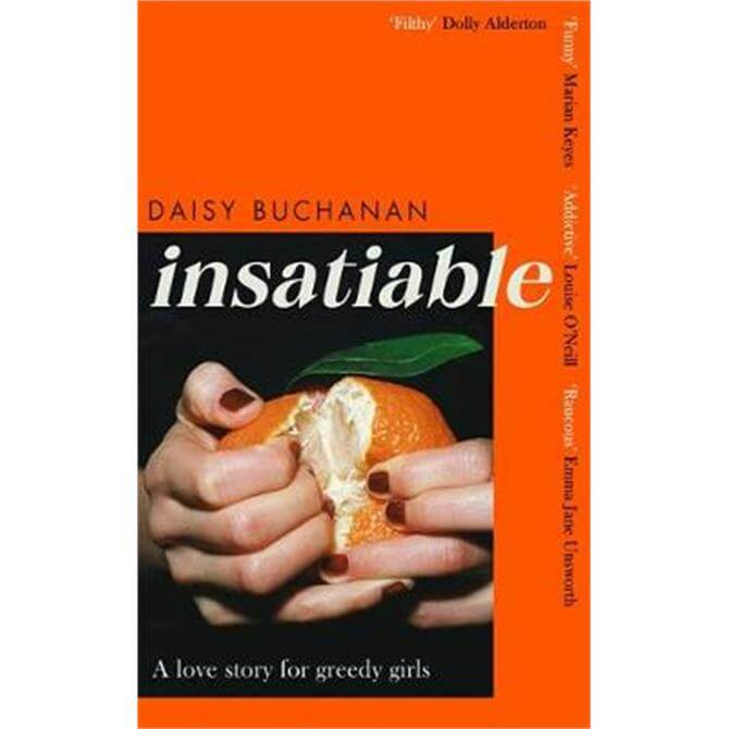 Insatiable (Hardback) - Daisy Buchanan