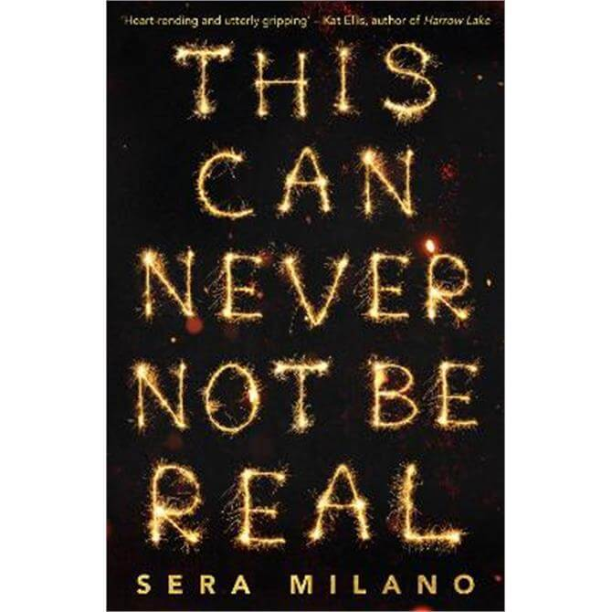 This Can Never Not Be Real (Paperback) - Sera Milano