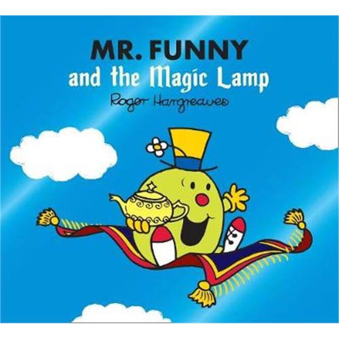 Mr. Funny and the Magic Lamp (Mr. Men & Little Miss Magic) (Paperback) - Adam Hargreaves