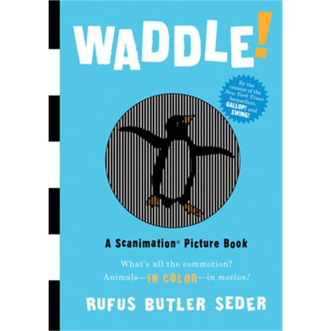 Waddle! (Hardback) - Rufus Butler Seder