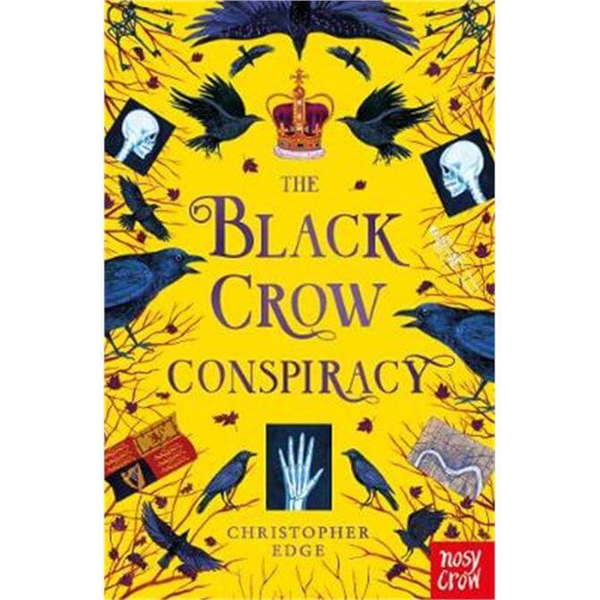 The Black Crow Conspiracy (Paperback) - Christopher Edge