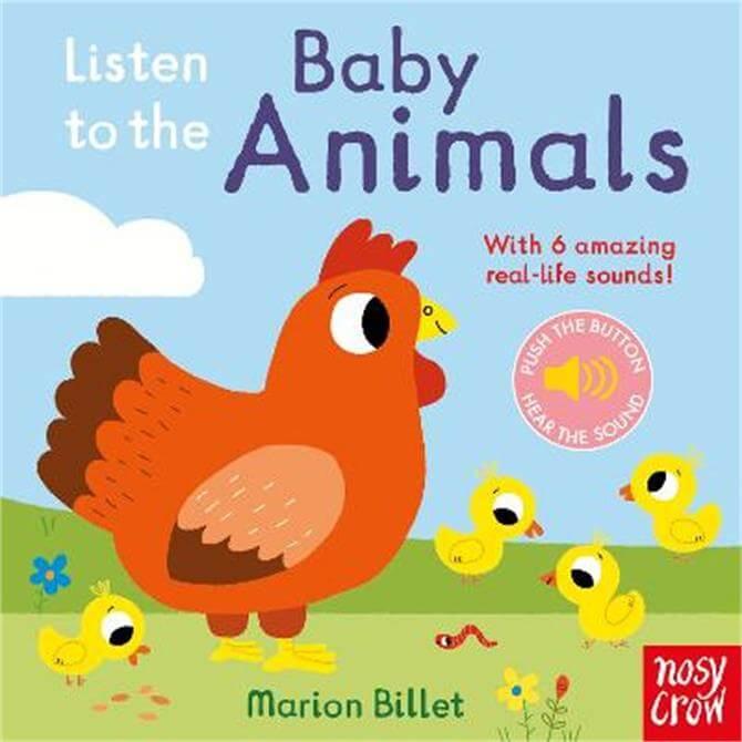 Listen to the Baby Animals - Marion Billet