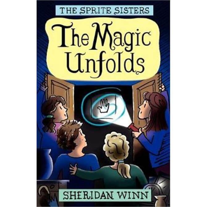The Sprite Sisters (Paperback) - Sheridan Winn