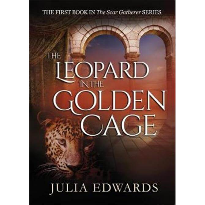 The Leopard in the Golden Cage (Paperback) - Julia Edwards