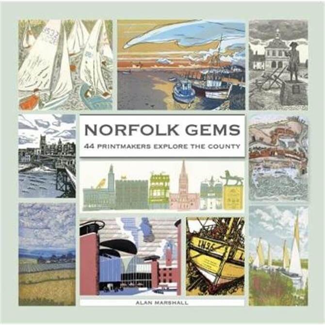 Norfolk Gems (Paperback) - Alan Marshall