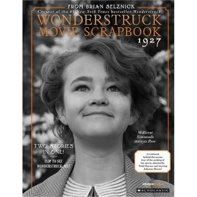 The Wonderstruck Movie Scrapbook (Hardback) - Brian Selznick