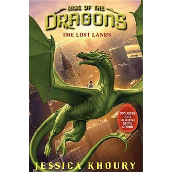 The Lost Lands (Rise of the Dragons, Book 2) (Hardback) - Angie Sage