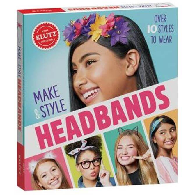 Make & Style Headbands - Editors of Klutz
