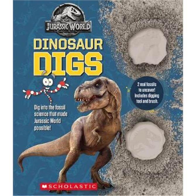 Dinosaur Digs - Marilyn Easton