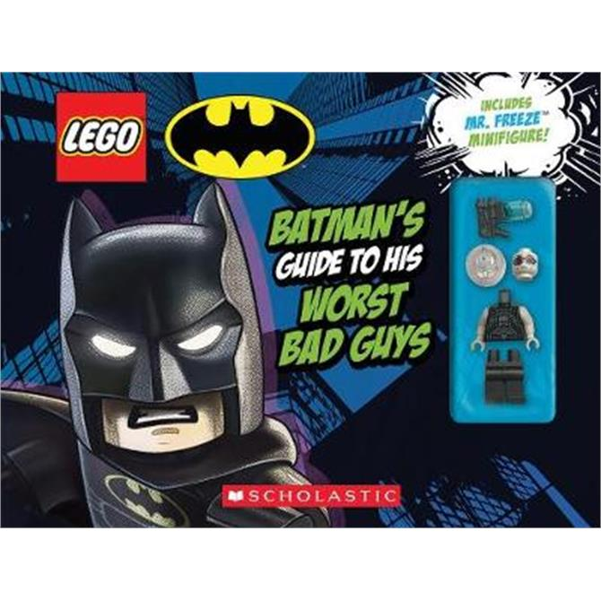 LEGO Batman - Scholastic