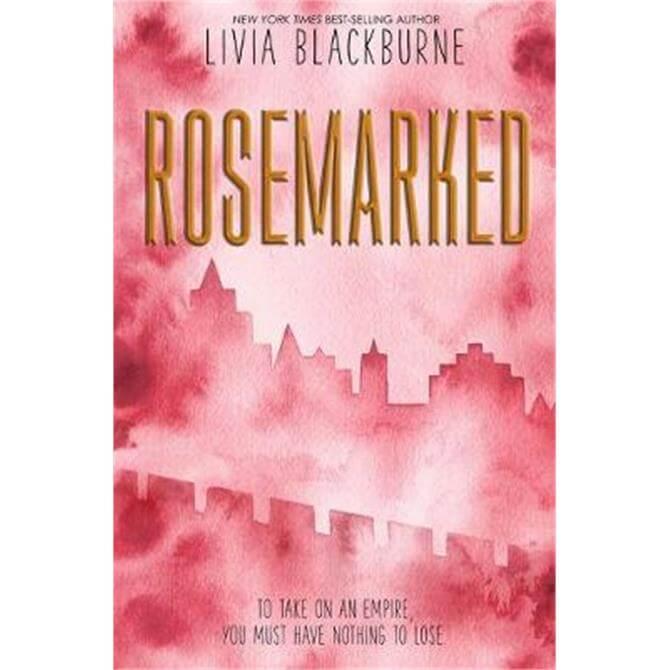 Rosemarked (Paperback) - Livia Blackburne