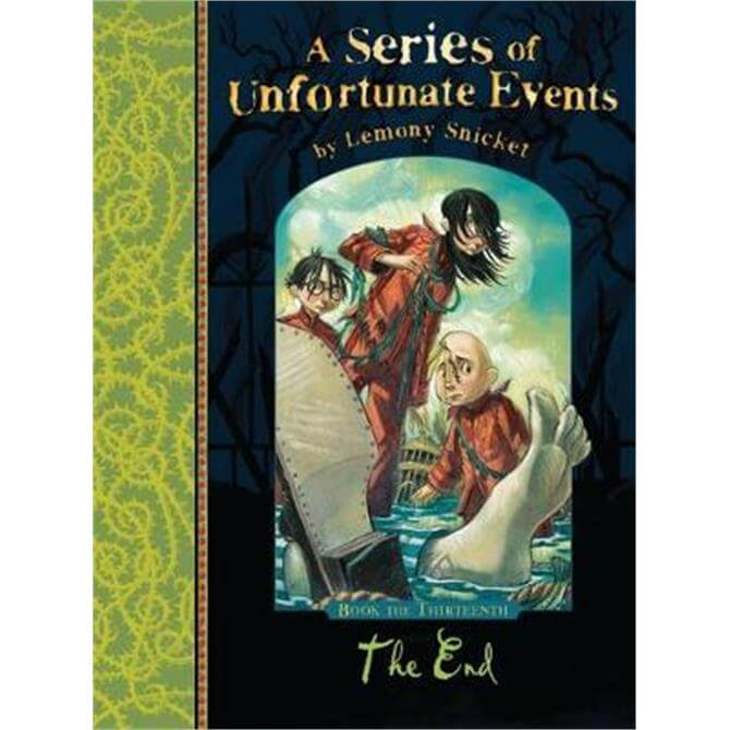 The End (A Series of Unfortunate Events) (Paperback) - Lemony Snicket