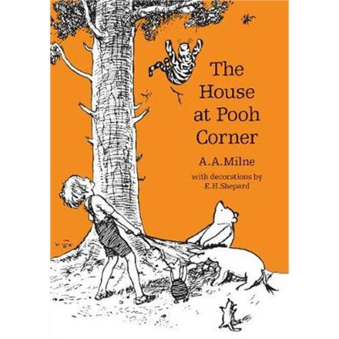 The House at Pooh Corner (Winnie-the-Pooh - Classic Editions) (Paperback) - A. A. Milne
