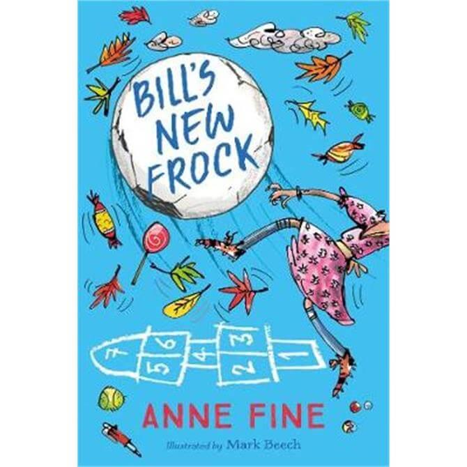 Bill's New Frock (Egmont Modern Classics) (Paperback) - Anne Fine