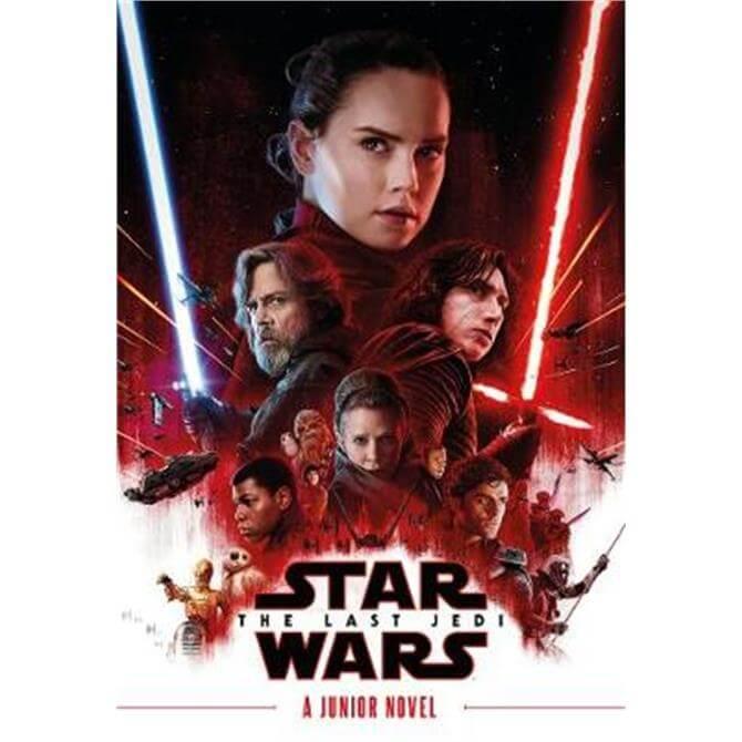 Star Wars The Last Jedi Junior Novel (Paperback) - Michael Kogge