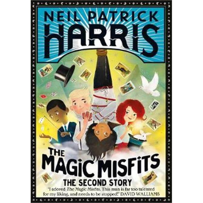 The Magic Misfits 2 (Hardback) - Neil Patrick Harris