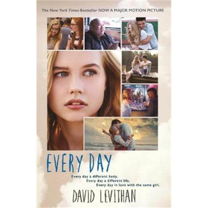 Every Day (Paperback) - David Levithan