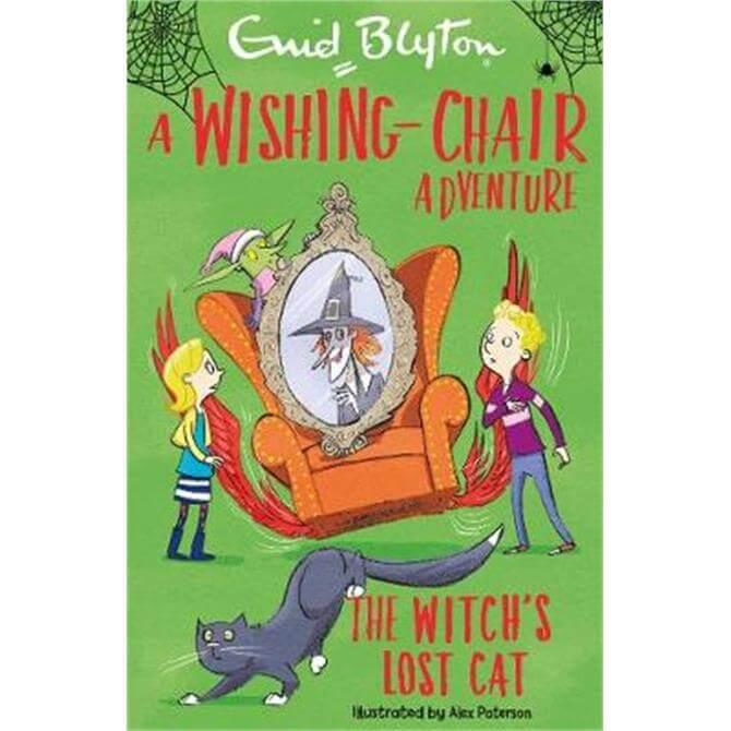 A Wishing-Chair Adventure (Paperback) - Enid Blyton