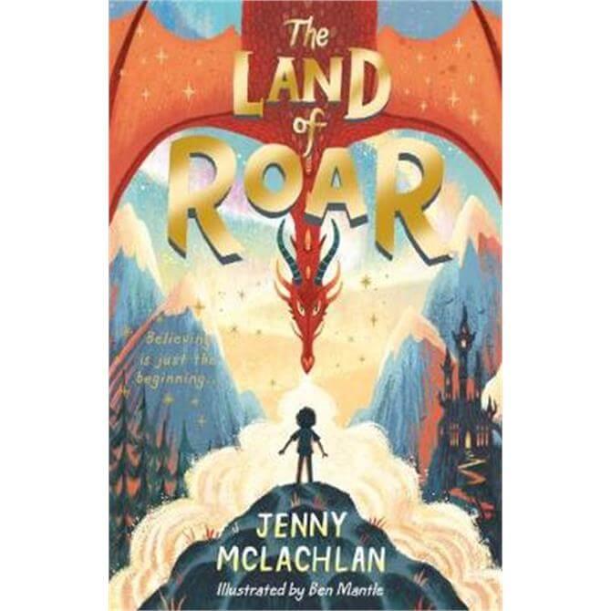 The Land of Roar (Paperback) - Jenny McLachlan