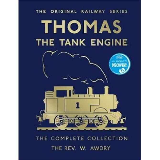 Thomas the Tank Engine (Hardback) - Rev. W. Awdry