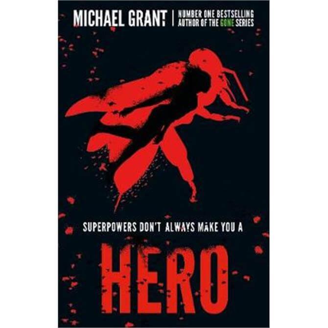 Hero (Paperback) - Michael Grant