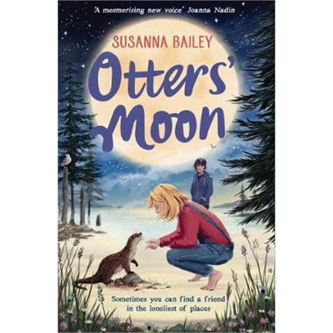Otters' Moon (Paperback) - Susanna Bailey