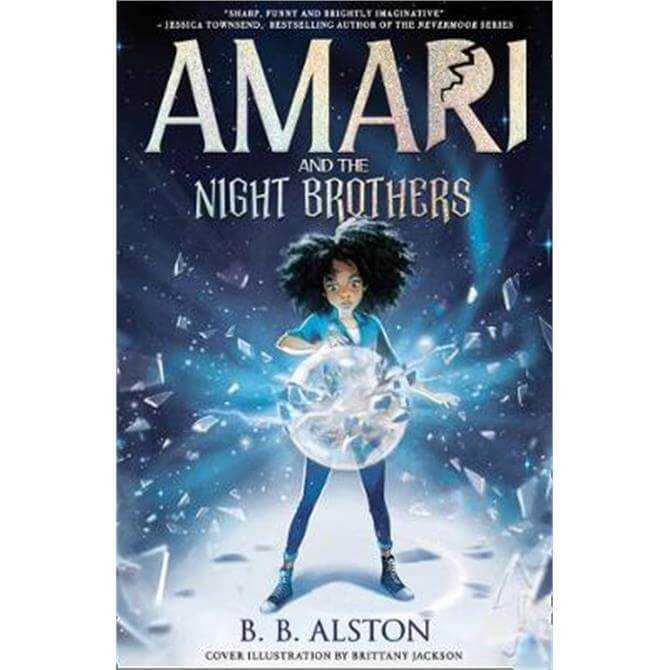 Amari and the Night Brothers (Hardback) - BB Alston