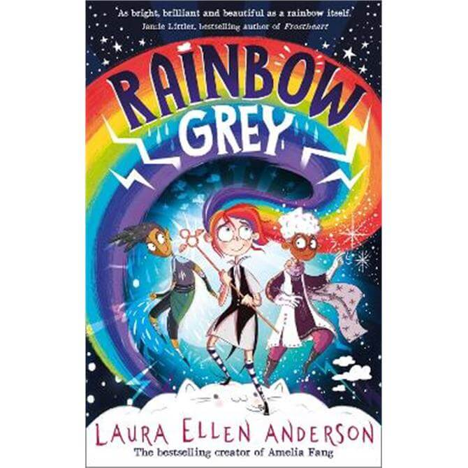 Rainbow Grey (Rainbow Grey Series) (Paperback) - Laura Ellen Anderson