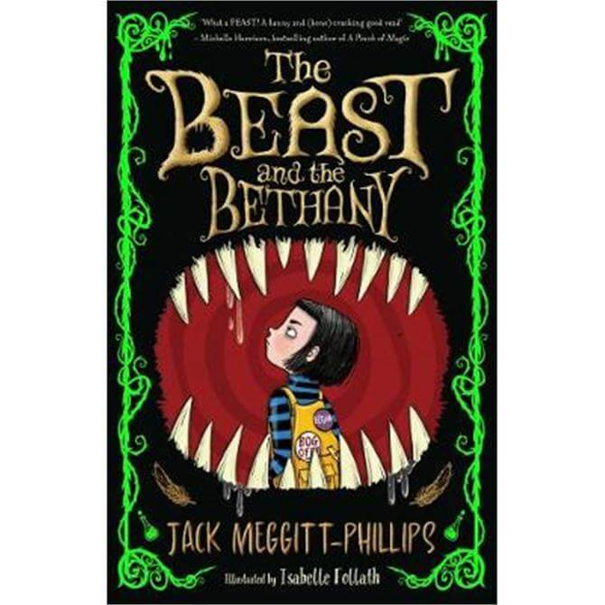 The Beast and the Bethany (Paperback) - Jack Meggitt-Phillips