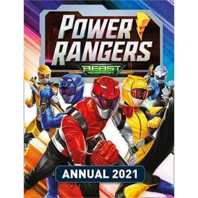 Power Rangers Beast Morphers Annual 2021 (Hardback) - EGMONT UK LTD