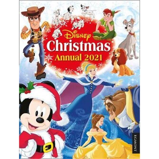 Disney Christmas Annual 2021 (Hardback) - Egmont Publishing UK