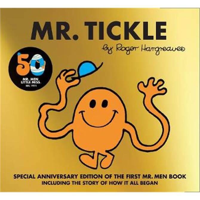 Mr. Tickle (Paperback) - Roger Hargreaves