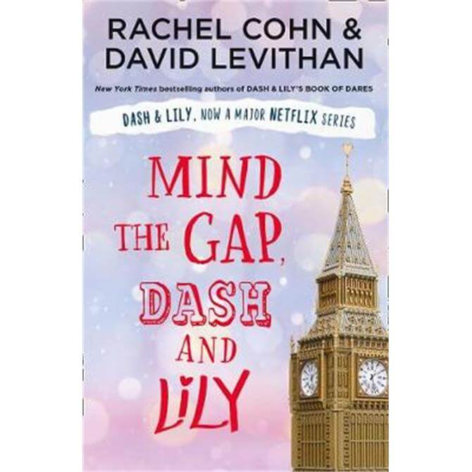 Mind the Gap, Dash and Lily (Dash & Lily) (Paperback) - Rachel Cohn