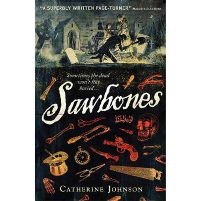 Sawbones (Paperback) - Catherine Johnson