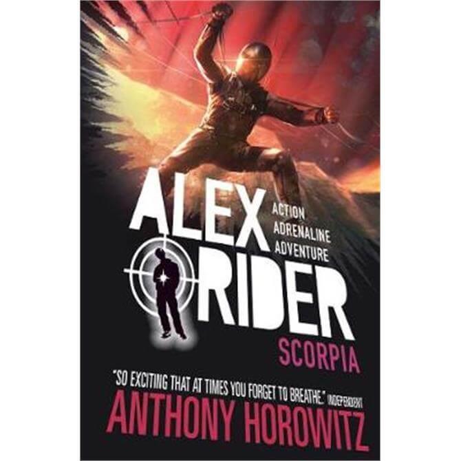 Scorpia (Paperback) - Anthony Horowitz