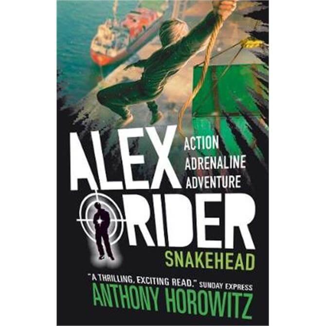 Snakehead (Paperback) - Anthony Horowitz
