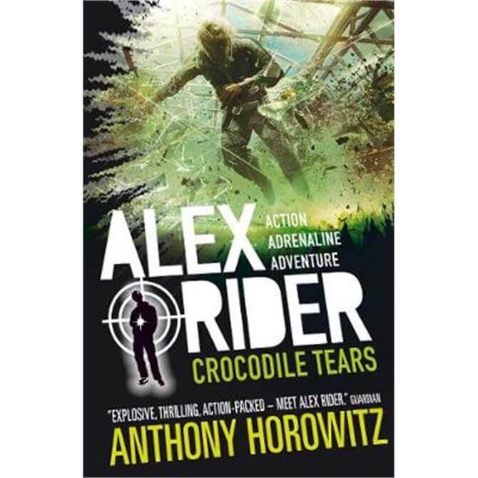 Crocodile Tears (Paperback) - Anthony Horowitz
