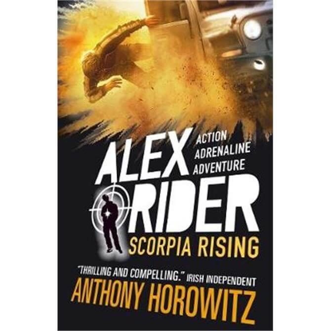 Scorpia Rising (Paperback) - Anthony Horowitz