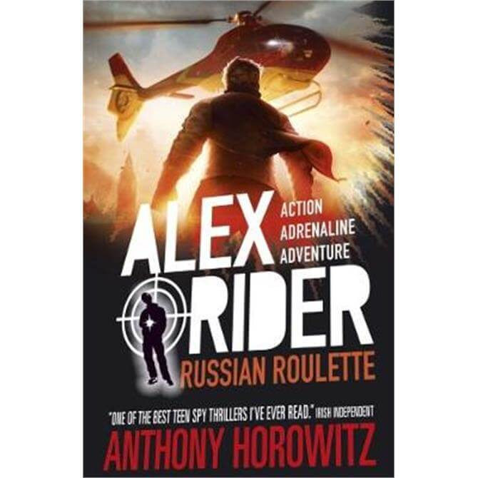 Russian Roulette (Paperback) - Anthony Horowitz