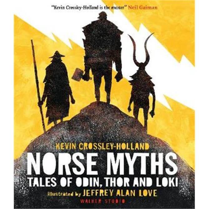 Norse Myths (Hardback) - Kevin Crossley-Holland