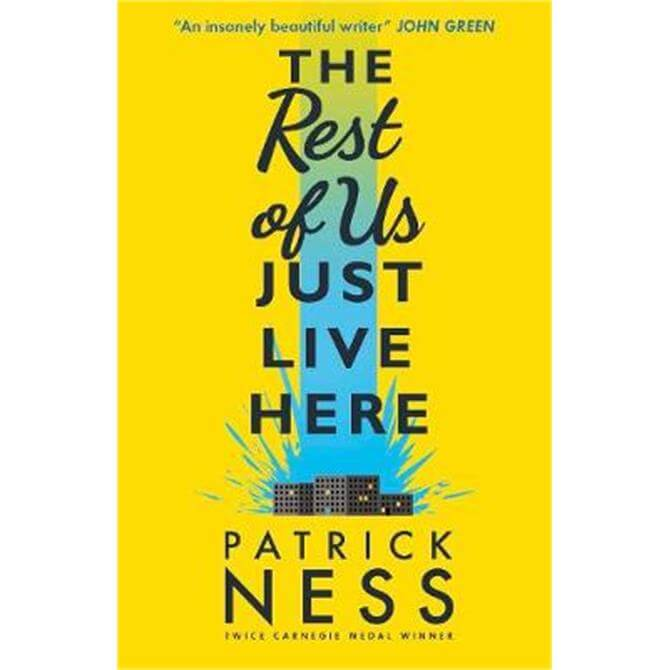 The Rest of Us Just Live Here (Paperback) - Patrick Ness