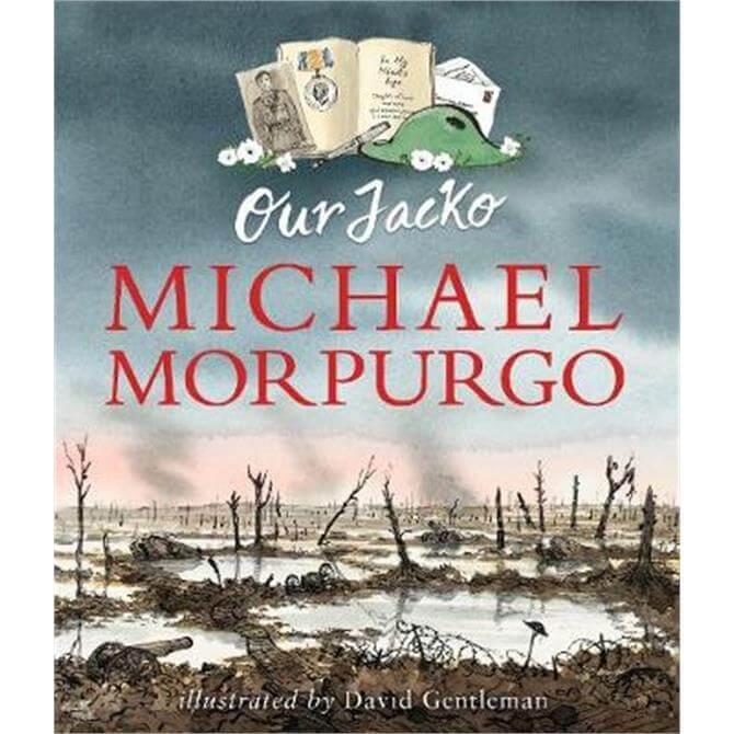 Our Jacko (Hardback) - Sir Michael Morpurgo