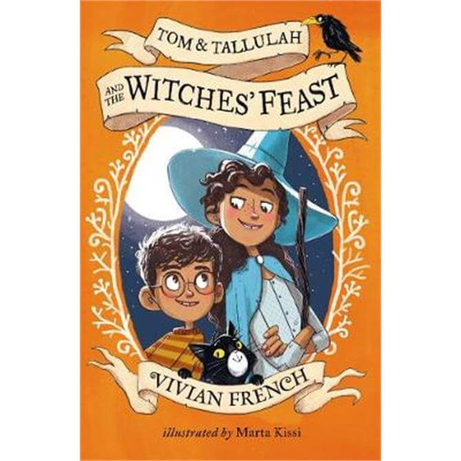Tom & Tallulah and the Witches' Feast (Paperback) - Vivian French