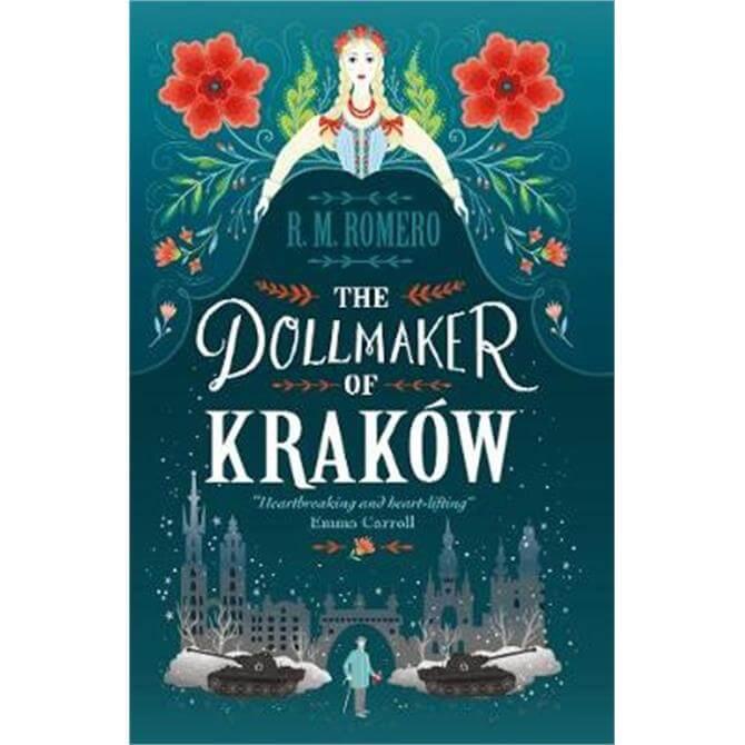 The Dollmaker of Krakow (Paperback) - R. M. Romero