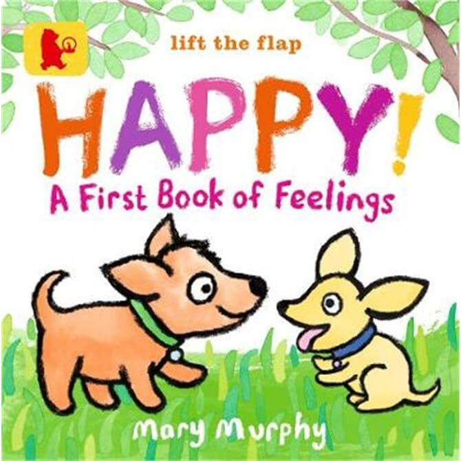 Happy! - Mary Murphy