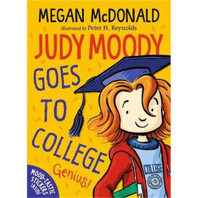 Judy Moody Goes to College (Paperback) - Megan McDonald